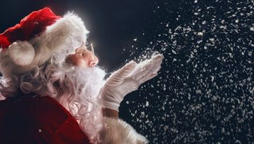Santa Claus is coming to Arnotts in Dublin this weekend
