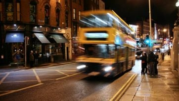 NTA confirms details of first 24-hour Dublin bus services