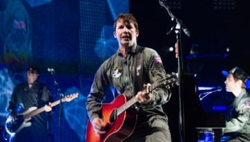 James Blunt to perform in Dublin next year