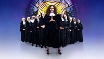 Sister Act is coming to the Bord Gáis in 2020