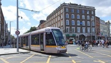 Plans are underway to extend the Luas further into the northside