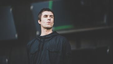 Liam Gallagher has partnered with a Dublin homeless charity ahead of his shows here