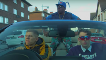 WATCH: Versatile and Coolio release new video set entirely in Dublin