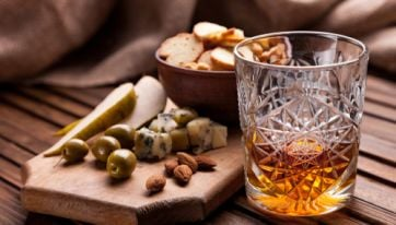 There's a whiskey and cheese masterclass happening in Dublin next month and it sounds unreal