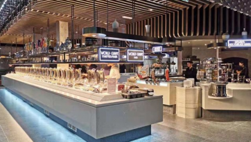 Here's how to get half-price meals at Dublin's newest buffet experience