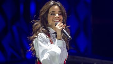 Camila Cabello has announced a 3 Arena show for next year