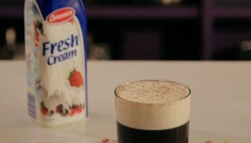 Creamy, Delicious Irish Coffee That Will Seriously Impress Your Mates
