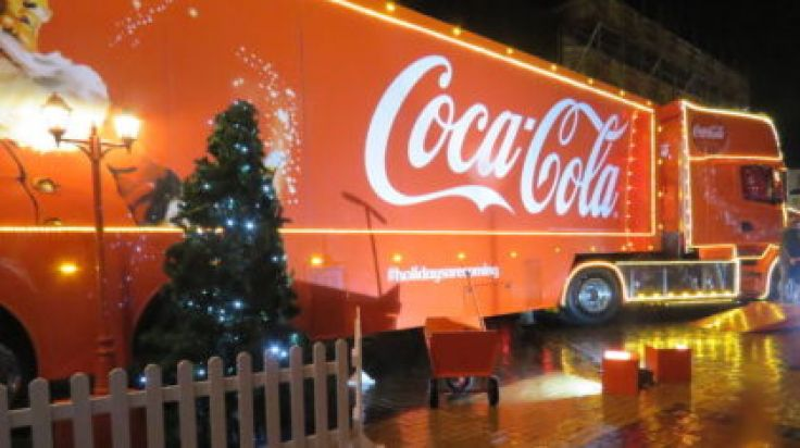 Coca Cola Christmas.There S A Coca Cola Christmas Experience Pop Up Coming To