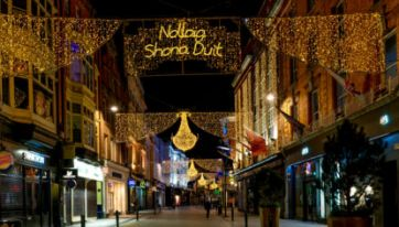 """Organisers Are """"Completely Changing"""" How The Christmas Lights Will Be Turned On This Year"""