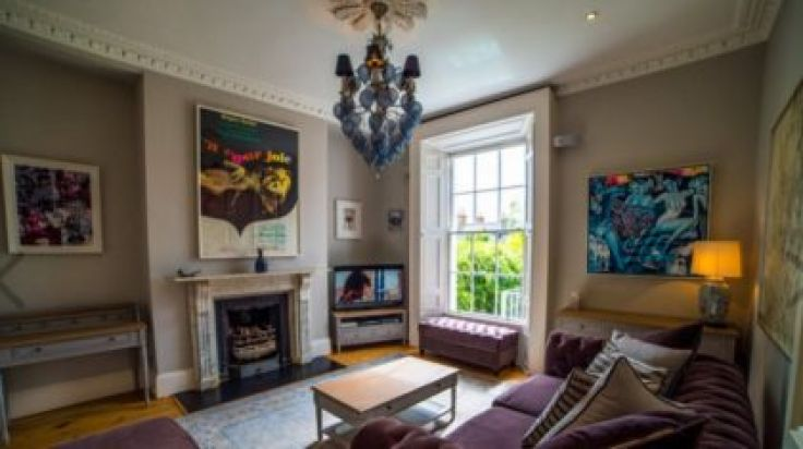 Pics This Portobello Gaff Is Every Interior Design Lovers