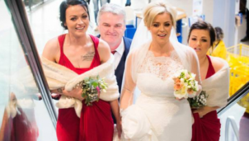 A Dublin Couple Have Tied The Knot In IKEA In Ballymun