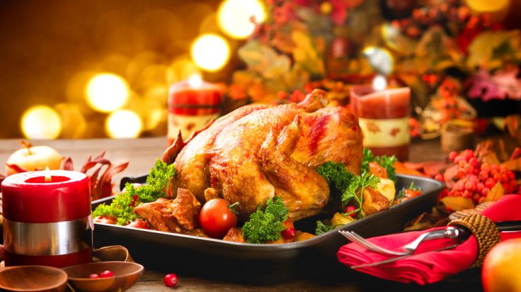 Traditional Irish Christmas Dinner.Six Dublin Places Where You Can Get Christmas Day Dinner