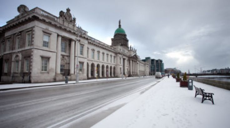Christmas Weather.Here S What The Weather Will Be Like In Dublin For Christmas