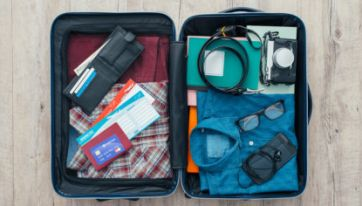 The Essentials You Need For A Weekend Trip Away