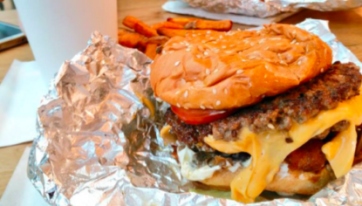 Five Guys Is Planning To Open More Outlets In Ireland