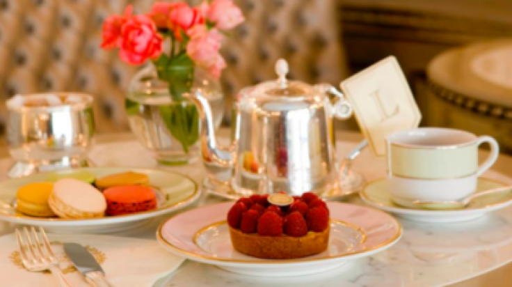 A Ladurée Afternoon Tea Pop-Up Is Now Available In This