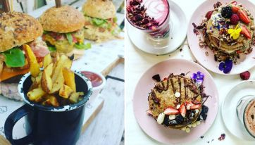 Seven Places Where You'll Find Some Of The Best Vegan Junk Food In Dublin