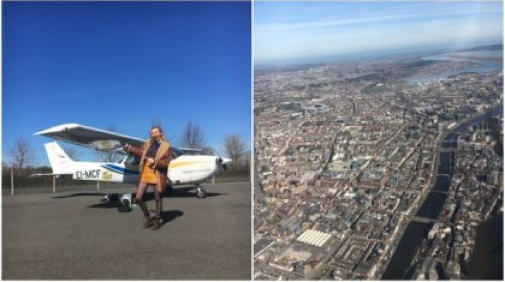 I Took a Flying Lesson Over Dublin City - Here's How I Got