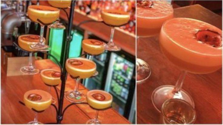 A Dublin Bar Is Now Serving A Pornstar Martini Tree – Making