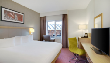 WIN: A Two Night Stay At A Jurys Inn Of Your Choice