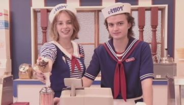 Stranger Things Ice Cream Parlour Scoops Ahoy Is Coming To Dublin