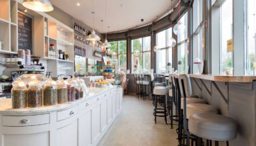 Working Lunch - Set Yourself Up For The Afternoon At This Café Just Off The Luas Line