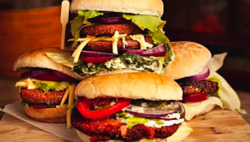 Five Of The Very Best Vegan Burgers In Dublin