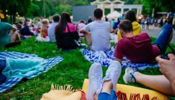 Outdoor Cinema Screenings And A Wine And Cheese Festival - The Best Things To Do In Dublin This Weekend