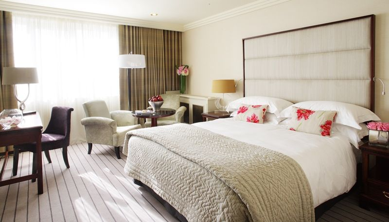 Superior Bedroom at The Westbury Hotel