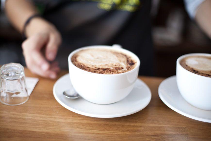 High res Cappuccino