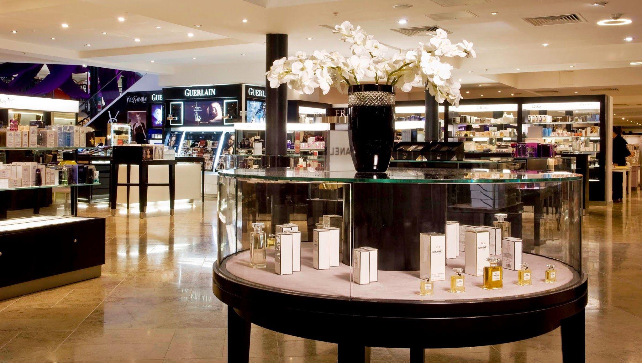 New Beauty Hall at Arnotts