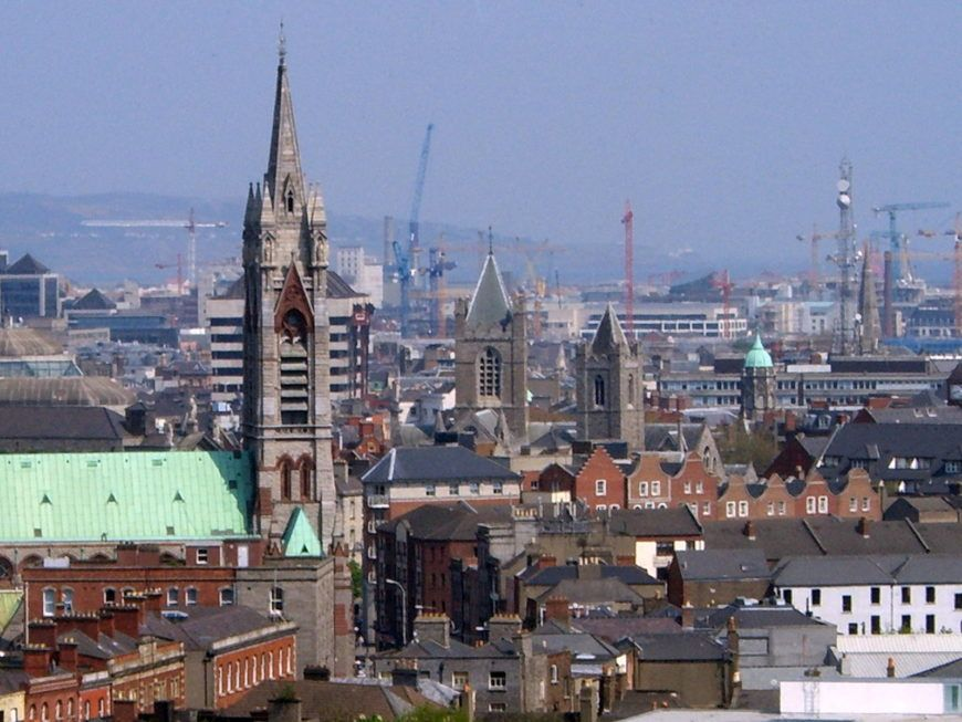 DublinTrinityChurch-Cranes