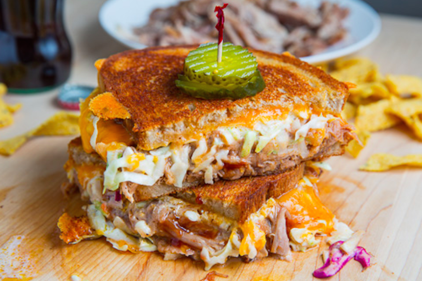 BBQ-Grilled-Cheese