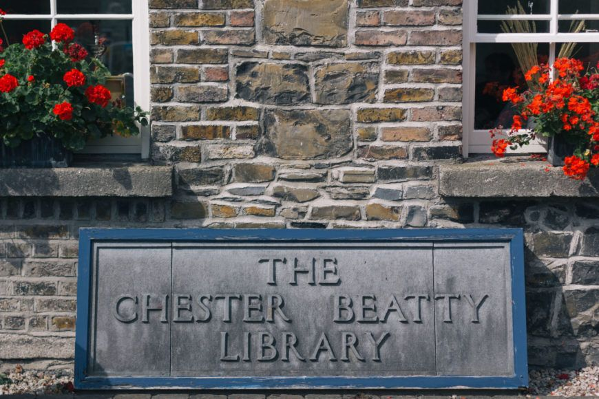 Chester-Beatty-Library