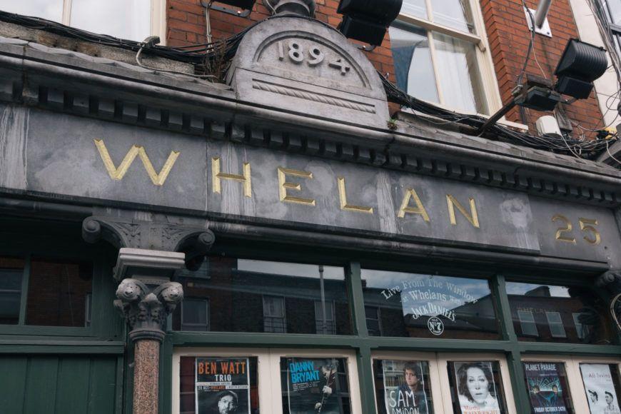 Whelans 2