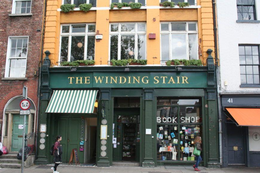 winding-stair