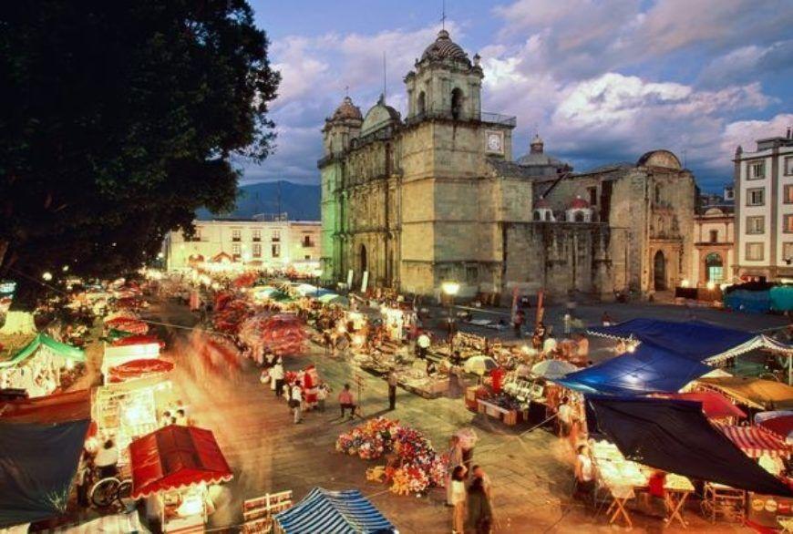 4-Oaxaca-night