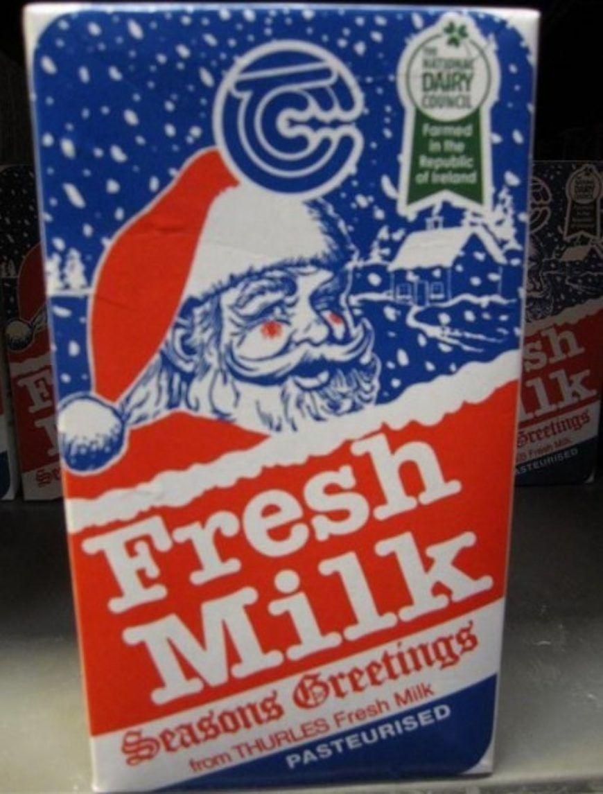 Thurles-Milk-Santa
