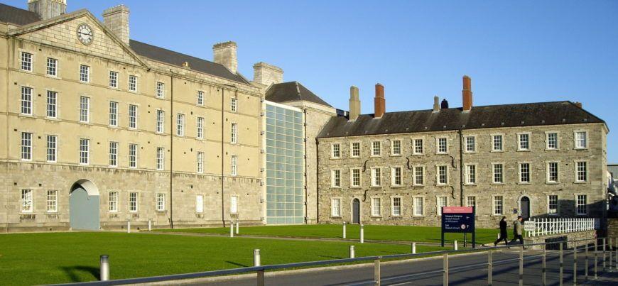 Collins Barracks Museum front