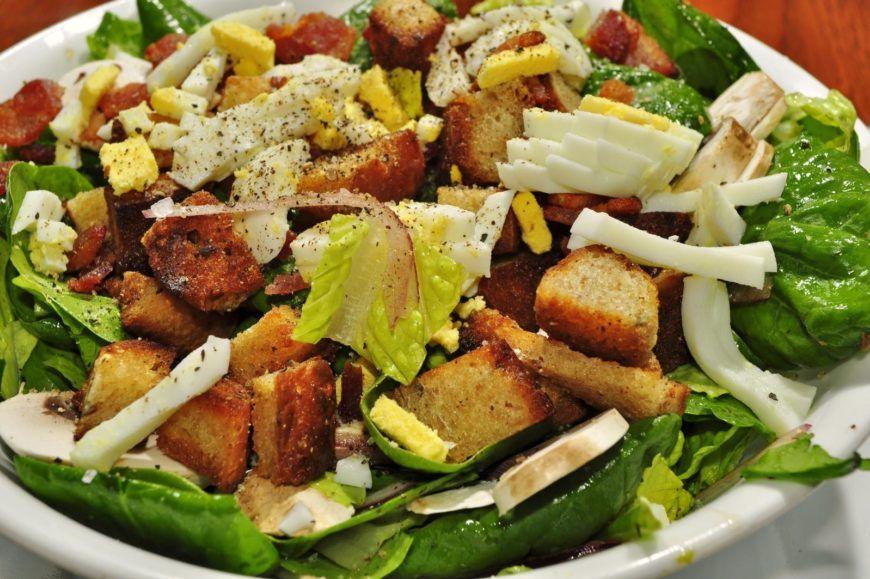 Mmm...salad again 5367876473