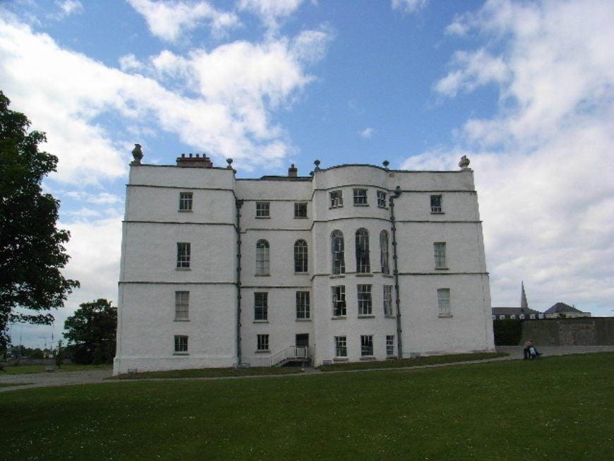 Rathfarnham Castle - geograph.org.uk - 447199