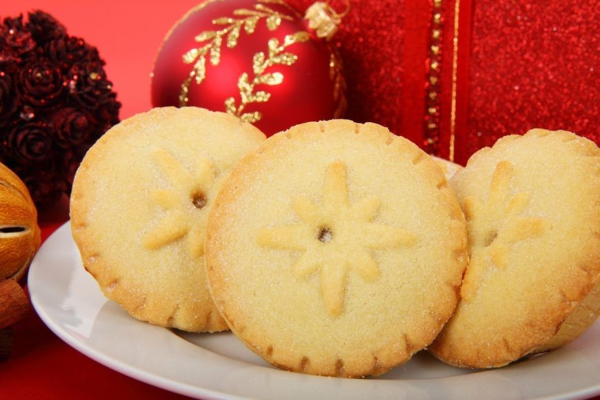 5  Mince Pies