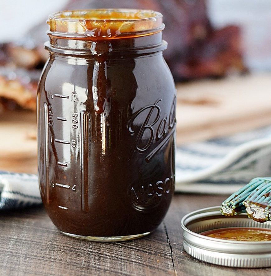 2 Pineapple Bourbon Barbecue Sauce