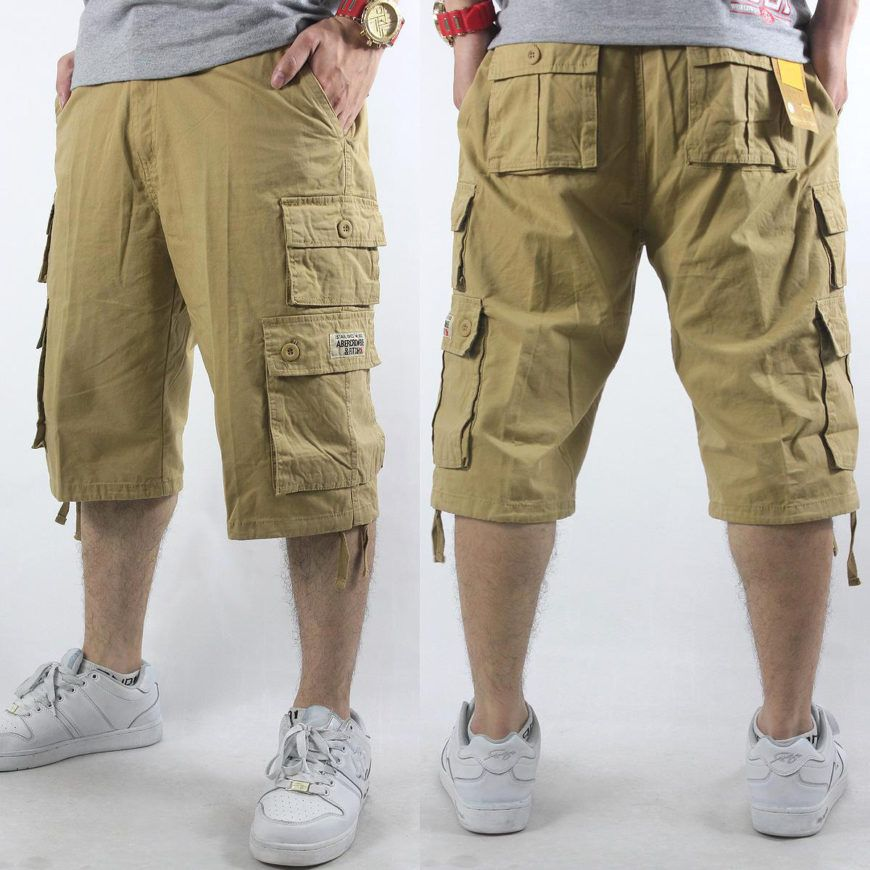 2013 Casual Fashion Font B Mens B Font Font B Cargo B Font Shorts Plus Size