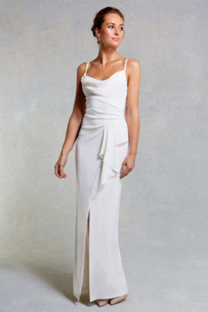 Wedding Dress Cover Up.15 Unreal Wedding Dresses You Can Pick Up Right Now For Less