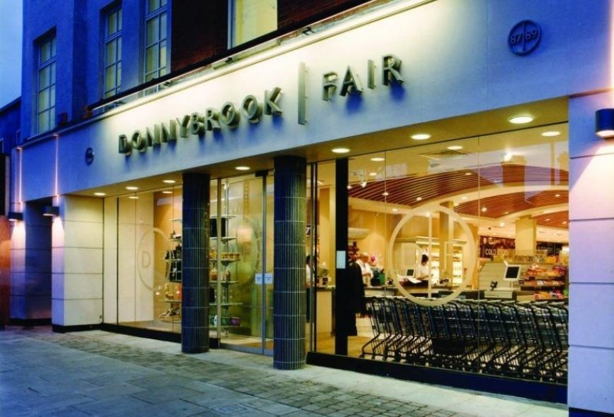 Donnybrook Fair Store At Night