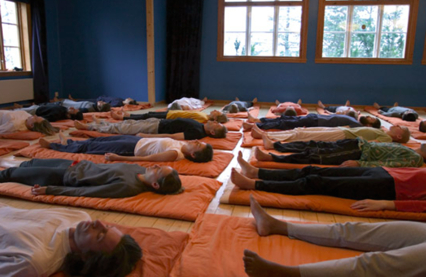 Deep Sleep Yoga