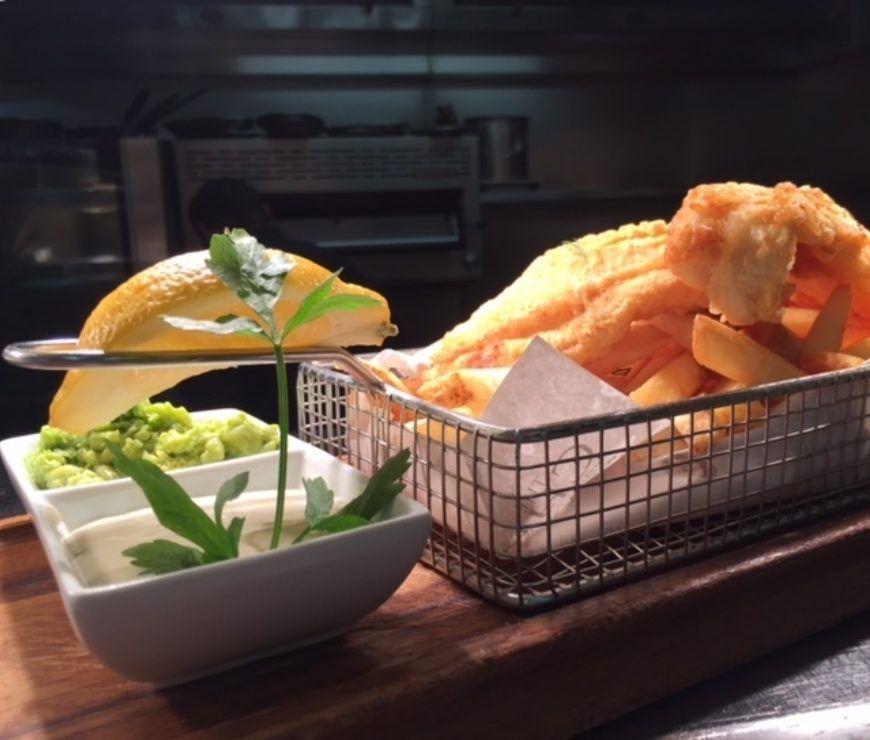 Fish Chip Barfood