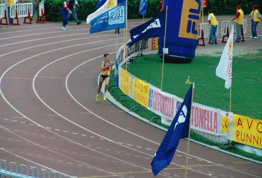 Sonia Osullivan 2000