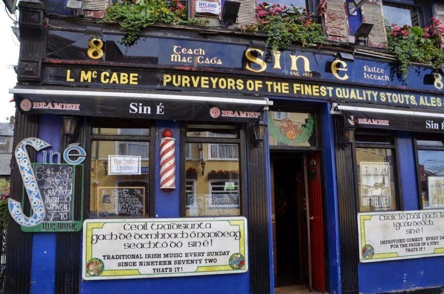 Sin E Cork